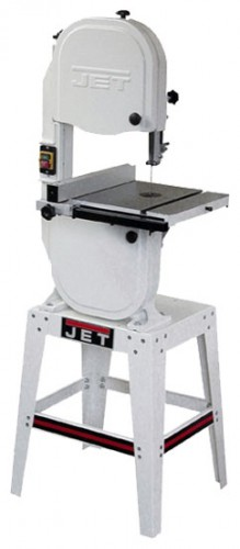 Buy band-saw JET JWBS-12 online :: Characteristics and Photo