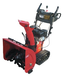 Buy snowblower SunGarden 2465 LTE online :: Characteristics and Photo