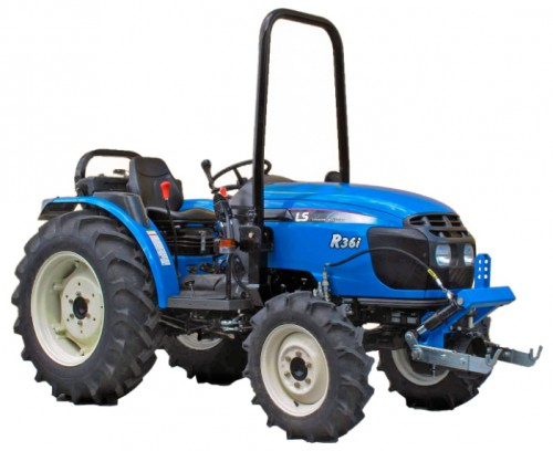 Buy LS Tractor R36i HST (без кабины) online :: Characteristics and Photo