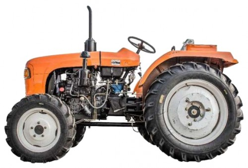 Buy mini tractor Кентавр Т-242 online :: Characteristics and Photo