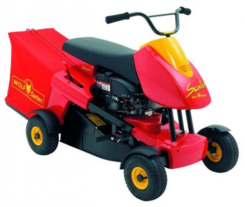 Buy garden tractor (rider) Wolf-Garten Scooter SV 4 online :: Characteristics and Photo