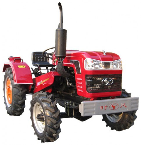 Buy mini tractor Kepler Pro SF244 online :: Characteristics and Photo