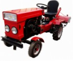 mini tractor Forte T-121EL-HT rear