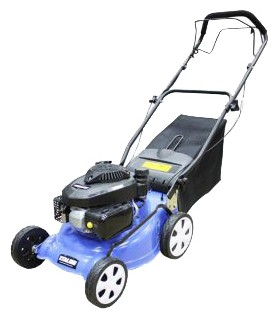Buy self-propelled lawn mower Etalon LM530SMH-BS online :: Characteristics and Photo